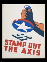 Stamp Out the Axis Fine-Art Print