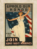 Uphold Our Honor Fine-Art Print