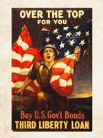 Over the Top US Government Bonds Fine-Art Print