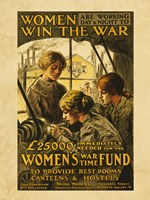 Women Win the War Fine-Art Print