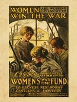 Women Win the War Fine-Art Print