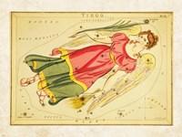 Virgo Zodiac Sign Fine-Art Print