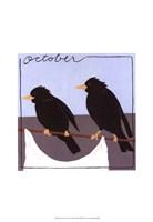Avian October Fine-Art Print