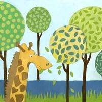 Jungle Fun III Fine-Art Print