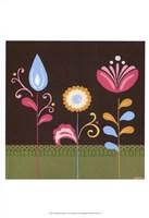 Patchwork Garden IV Fine-Art Print
