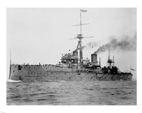 HMS Dreadnought 1906 H61017 Fine-Art Print
