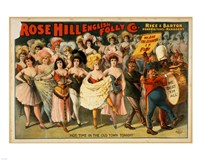 Rose Hill English Folly Hot Time in the Old Town Tonight Fine-Art Print