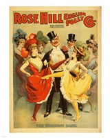 Rose Hill English Folly Fine-Art Print