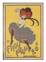 Frou Frou Fine-Art Print