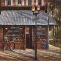 Pastry Shop Fine-Art Print
