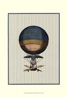 Vintage Ballooning III Fine-Art Print