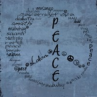 Peace Sign Fine-Art Print