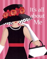 It's All About Me Fine-Art Print