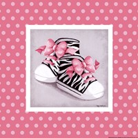 Wild Child High Tops Fine-Art Print