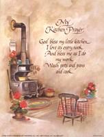 My Kitchen Prayer Fine-Art Print
