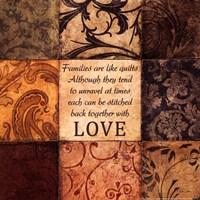 Family Quilt Fine-Art Print