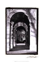 Parisian Archways I Fine-Art Print
