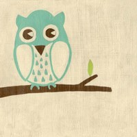 Best Friends- Owl Fine-Art Print