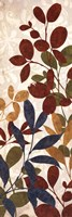 Leaves of Color I Fine-Art Print