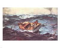 Winslow Homer Storm Fine-Art Print