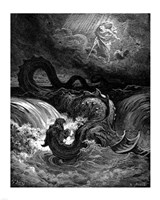 Destruction of Leviathan Fine-Art Print