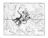 Gemini Hevelius Fine-Art Print