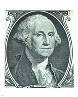 George Washington Dollar Fine-Art Print