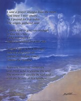 Prayer from the Heart (with poem) Fine-Art Print