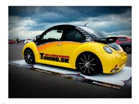 VW New Beetle Tuning 2 Fine-Art Print