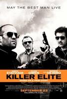 Killer Elite Wall Poster