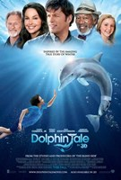 Dolphin Tale Wall Poster
