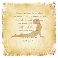 When the Breath Wanders Fine-Art Print