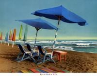 Blue Wave Sound Fine-Art Print
