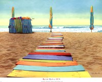 Beach Walk Fine-Art Print