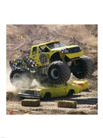 Big Dawg Monster Truck Fine-Art Print