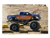 Big Foot Monster Truck Fine-Art Print