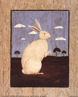 The Hare Fine-Art Print