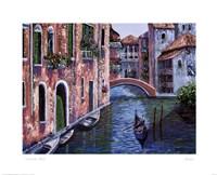 Gondola Ride Fine-Art Print