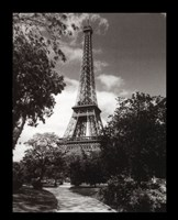 Eiffel Tower Fine-Art Print