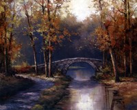 Stone Bridge II Fine-Art Print