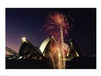 Sydney Opera House Sydney Australia Fine-Art Print