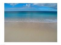 Panoramic view of a sea, Eyre Peninsula, Australia Fine-Art Print