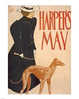 Harper's May Fine-Art Print