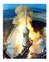 Apollo 11 Launch Fine-Art Print