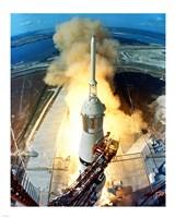 Apollo 11 Launch Fine-Art Print