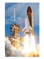 Atlantis Launch Fine-Art Print