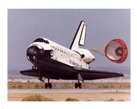 NASA Space Shuttle Discovery Fine-Art Print