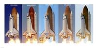 Shuttle Profiles Fine-Art Print