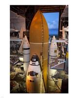 STS-135 Atlantis rollout Fine-Art Print