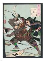 Battle of the Samurai Fine-Art Print